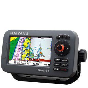 HAIYANG HD-50CF | Máy định vị, đo sâu, dò cá, hải đồ