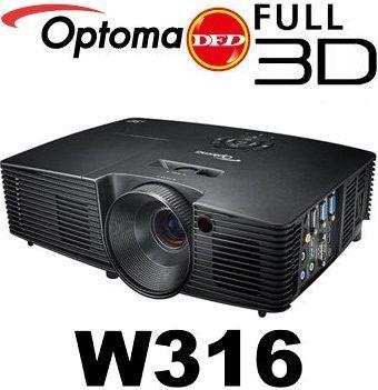 Máy chiếu Optoma W316