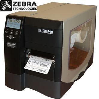 Máy in barcode Zebra ZM400