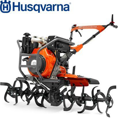 Máy xới đất chạy dầu Husqvarna TF 544