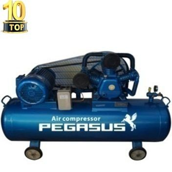 Máy nén khí dây đai Pegasus TM-W-0.36/8-180L