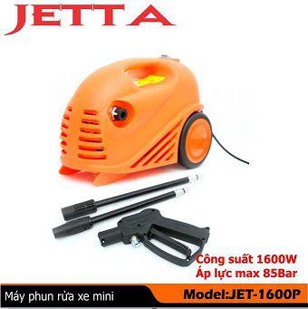 Máy rửa xe gia đình giá rẻ JET-1600P