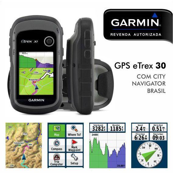 Máy định vị Garmin eTrex 30x