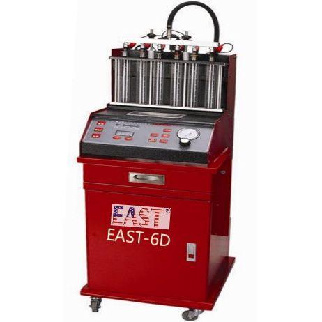 Máy kiểm tra kim phun xăng ôtô bán tự động EAST-6D