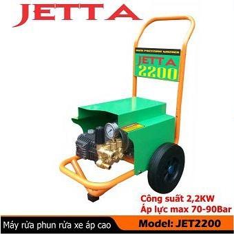 Máy rửa xe cao áp Jetta JET-2200