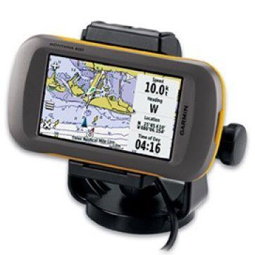 Máy định vị cầm tay GPS Garmin Motana 650