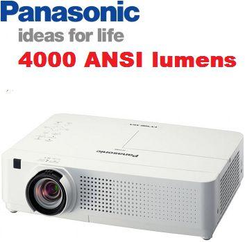 Máy chiếu Panasonic PT VX41EA
