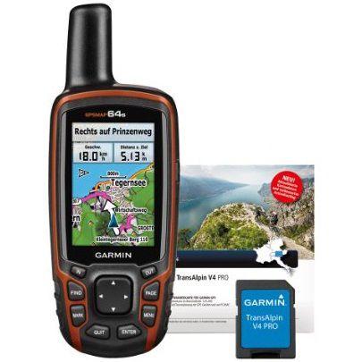 Máy định vị cầm tay GPS Garmin GPSMap 64S