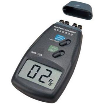Đồng hồ đô nhiệt độ và độ ẩm M&MPro HMMD6G