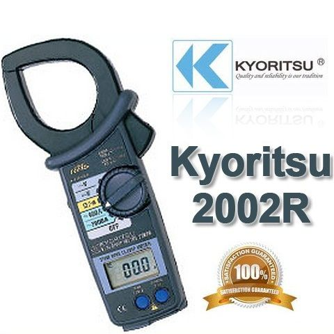 Ampe kìm KYORITSU 2002R, K2002R