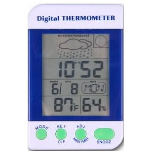 Đồng hồ đo nhiệt độ và độ ẩm M&MPro HMAMT-110