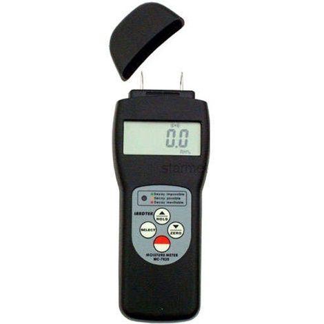 Đồng hồ đo độ ẩm gỗ đôi kỹ thuật số M&MPro HMMC-7825P