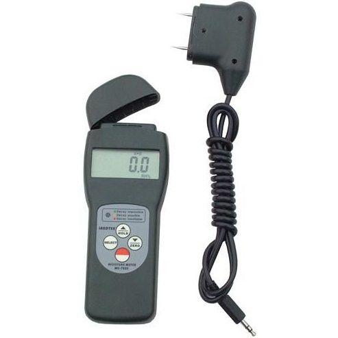 Đồng hồ đo độ ẩm gỗ đôi kỹ thuật số M&MPro HMMC-7825PS