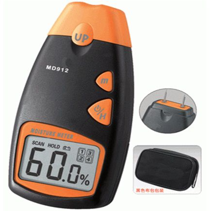 Đồng hồ đo Độ ẩm gỗ M&MPro HMMD914