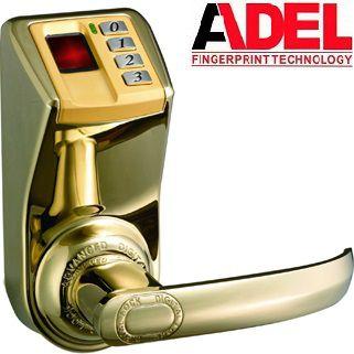 Khóa vân tay Adel DIY 3398