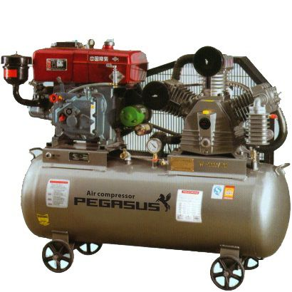 Máy nén khí chạy dầu Pegasus TM-V-1.05/12.5-330L