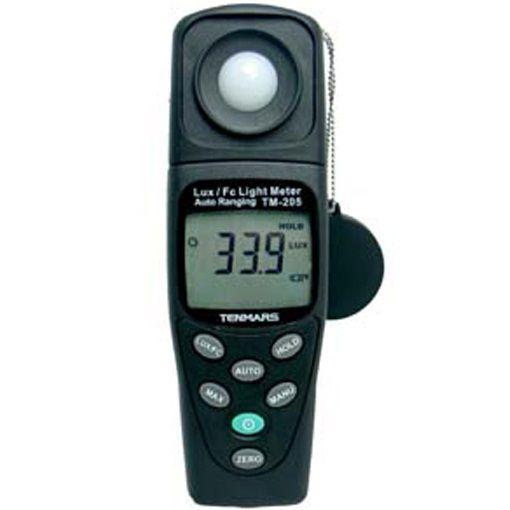 Máy đo cường độ ánh sáng Tenmars TM-204