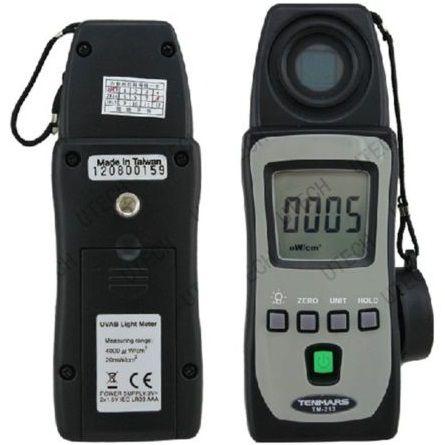 Máy đo ánh sáng bỏ túi Tenmars TM-213