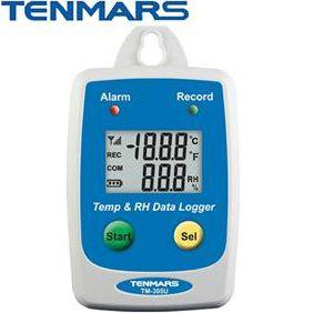 Máy đo độ ẩm và nhiệt độ Tenmars TM-305U