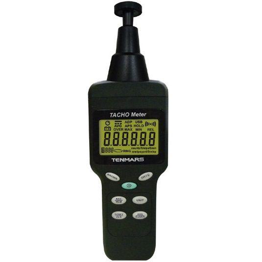 Máy đo tốc độ vòng quay Tenmars TM-4100D