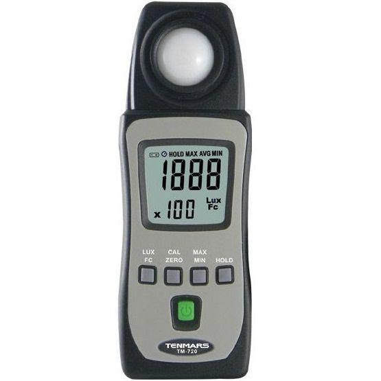 Máy đo ánh sáng mini Tenmars TM-720
