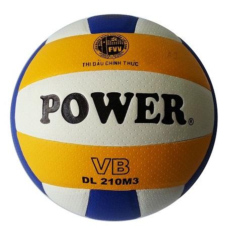 Bóng chuyền Power DL 210M3 | bóng thi đấu chính thức