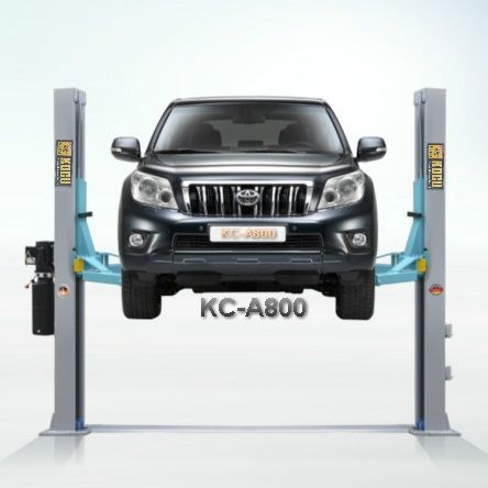 Cầu nâng ô tô 2 trụ 4 tấn giàn dưới KOCU KC-A800