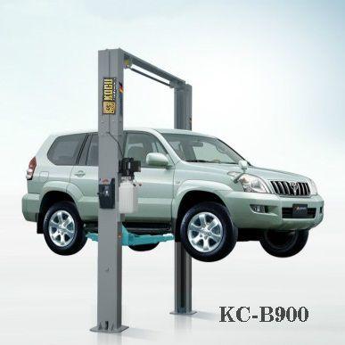 Cầu nâng ô tô 2 trụ 4 tấn giàn trên KOCU KC-B900