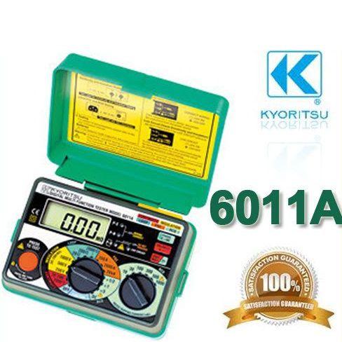 Đồng hồ đo đa năng Kyoritsu 6011A, K6011A
