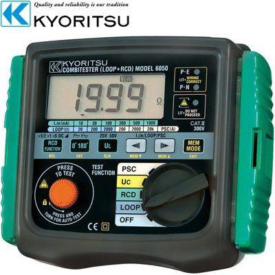 Thiết bị đo đa năng Kyoritsu 6050, K6050
