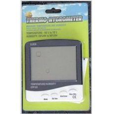 Đồng hồ đo nhiệt độ và độ ẩm trong và ngoài phòng M&MPro HMETP101