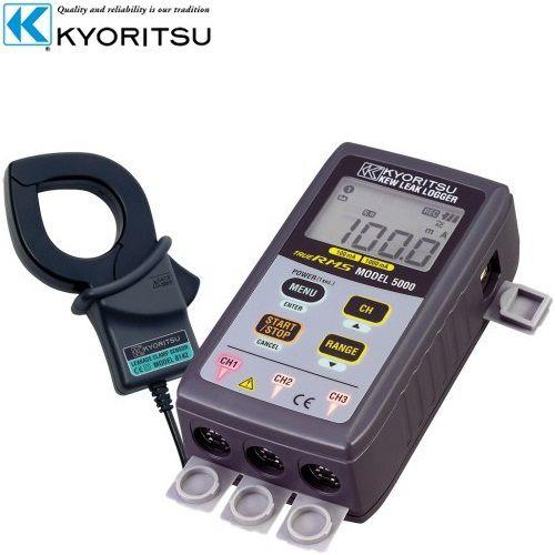 Thiết bị ghi dữ liệu dòng rò Kyoritsu 5001