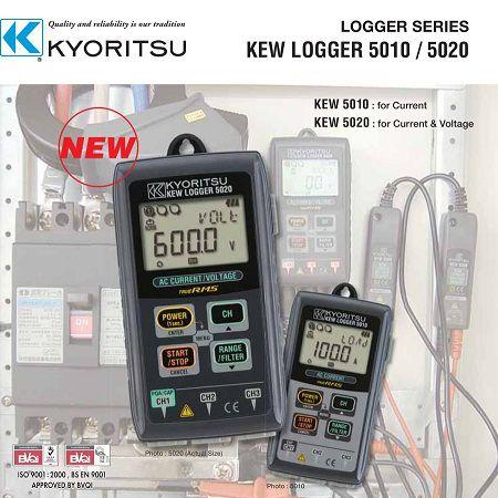 Thiết bị ghi dữ liệu - Dòng rò Kyoritsu 5010, K5010