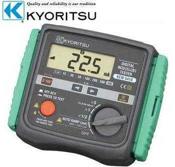 Thiết bị kiểm tra dòng dư RCD Kyoritsu 5410