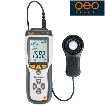 Máy đo cường độ ánh sáng FLM 400 GEO Fennel