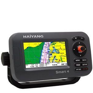 HAIYANG HD-320 | Máy định vị hải đồ màu