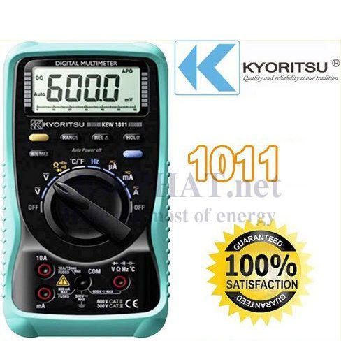 Đồng hồ vạn năng KYORITSU 1011, K1011