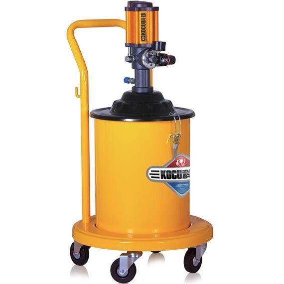 Máy bơm mỡ khí nén Kocu GZ-100, LT-100
