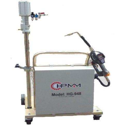 Máy bơm xăng dầu, hóa chất thùng phuy HPMM HG-948
