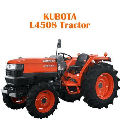 Máy cày Kubota L4508