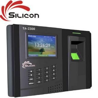 Máy chấm công vân tay Silicon TA2300 RFID