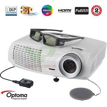 Máy chiếu Optoma HD25 - máy chiếu phim full HD