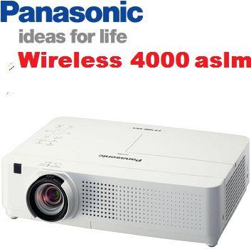 Máy chiếu Panasonic PT VX400NTEA
