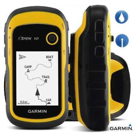 Máy đo diện tích cầm tay Garmin eTrex 10