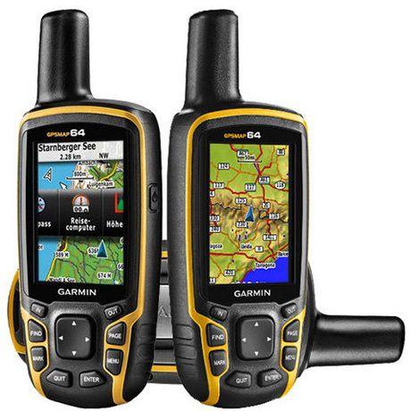 Máy đo diện tích ruộng Garmin GPSMap 64