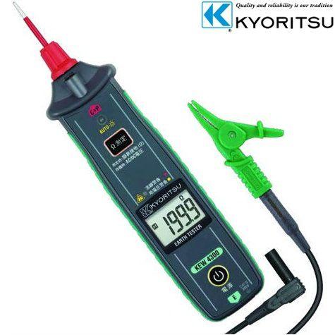 Máy đo điện trở đất dạng bút Kyoritsu 4300