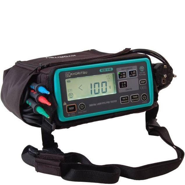 Đồng hồ đo điện trở đất, điện trở suất Kyoritsu 4140