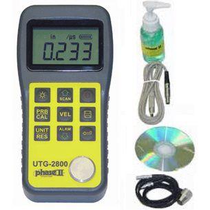 Máy đo độ dày kim loại Phase II UTG-2800
