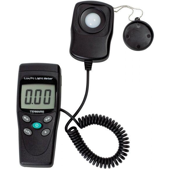 Máy đo cường độ ánh sáng Tenmars TM-201L
