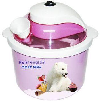 Máy làm kem gia đình Polar Bear VD1